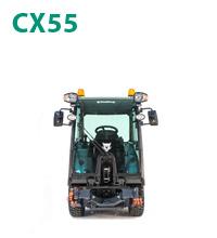 LeCoBa Multihog werktuigdrager Wintelre CX55